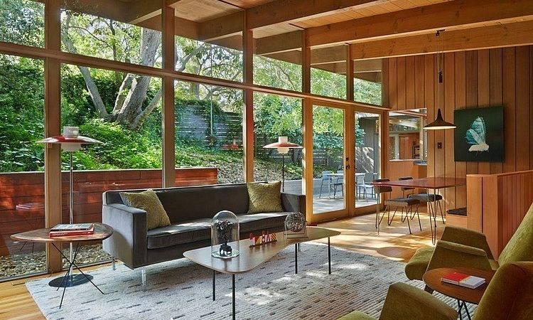 Mid Century Modern Renovation Koch Architects Homeadore