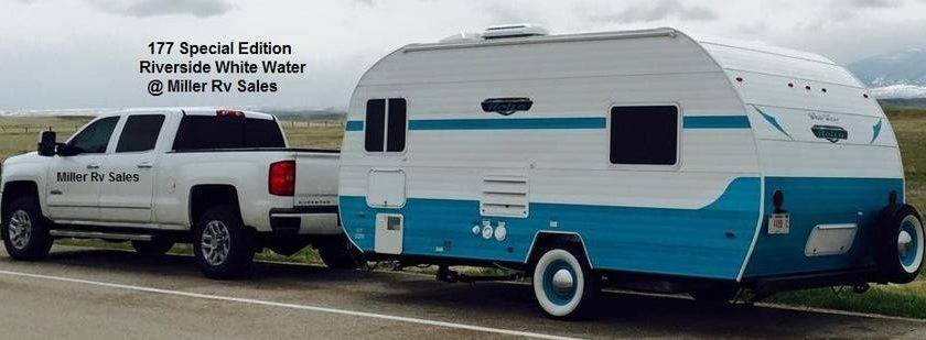 Miller Sales Aluminum Camplite Travel Trailers Autos Post