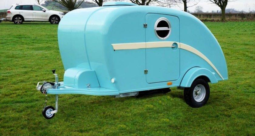 Mini Teardrop Caravans Small Campers Trailers