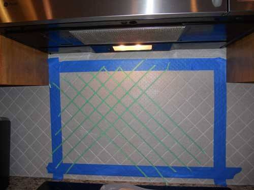 Minimalist Ceramic Tile Backsplash Installation Cost