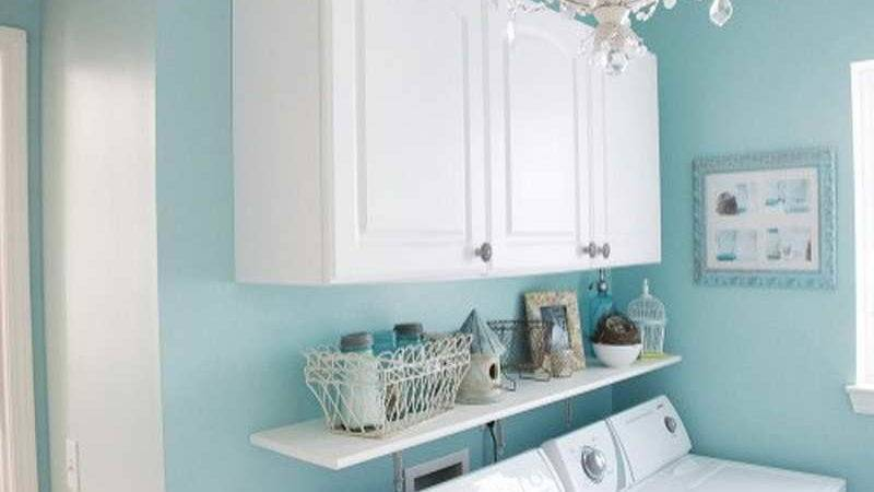 Miscellaneous Laundry Room Cabinet Ideas