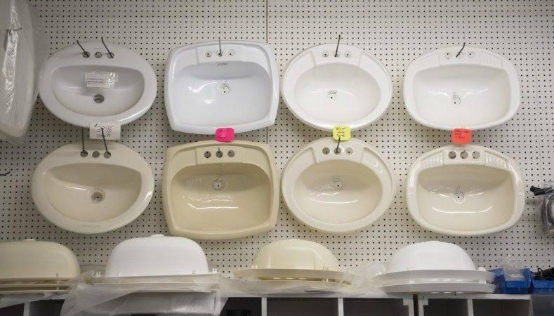 Mobile Home Bathroom Sinks Ideas