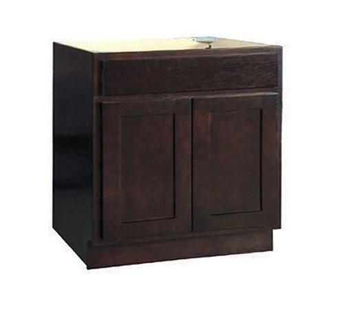 Mobile Home Bathroom Vanity Cabinet Espresso