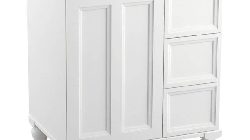 Mobile Home Bathroom Vanity Design Idea