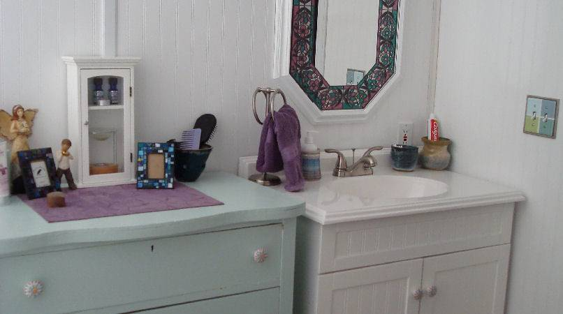 Mobile Home Bathroom Vanity Patriot Par Bedroom