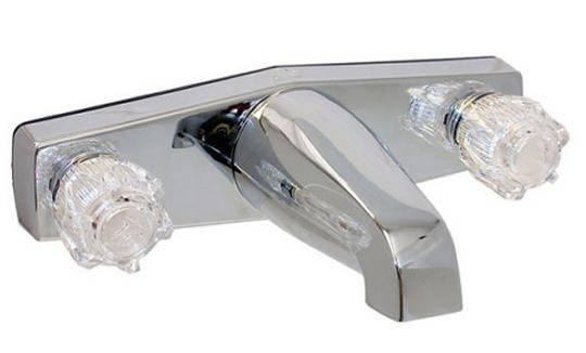 Mobile Home Chrome Plastictub Filler Faucet