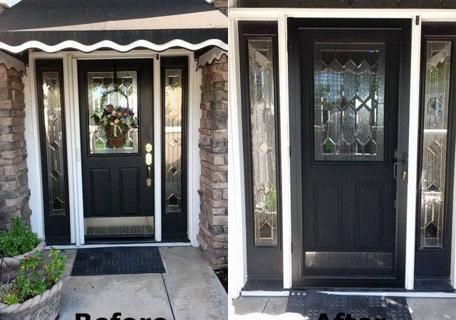Mobile Home Door Security Screen Patio Doors