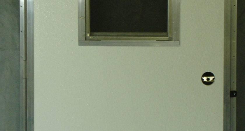 Mobile Home Door Steel Solid