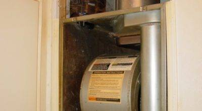 Mobile Home Furnace Replacement