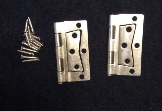 Mobile Home Interior Door Hinge Lot Hinges