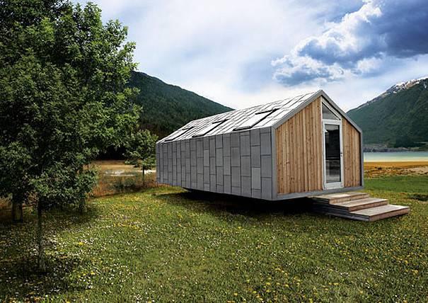 Mobile Home Living Yanko Design
