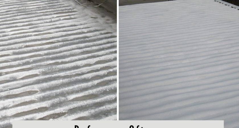 Mobile Home Metal Roof Sealer