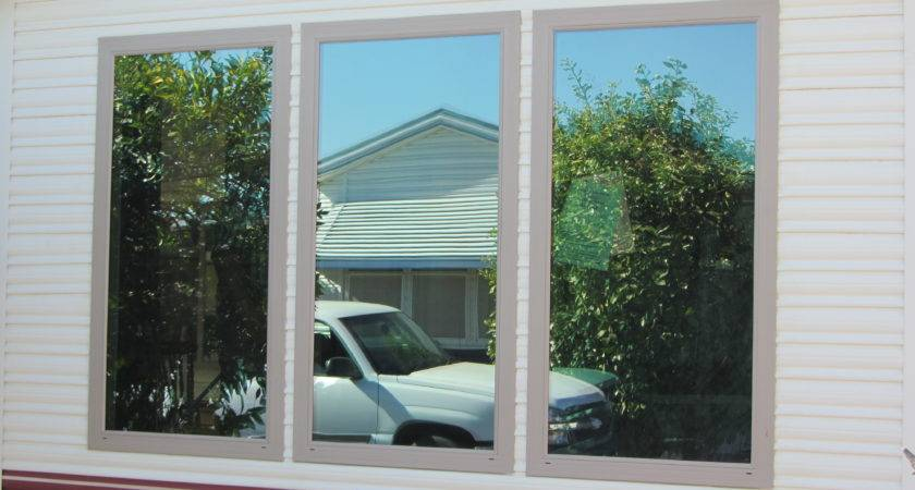 Mobile Home Replacement Windows