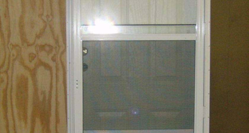 Mobile Home Screen Doors