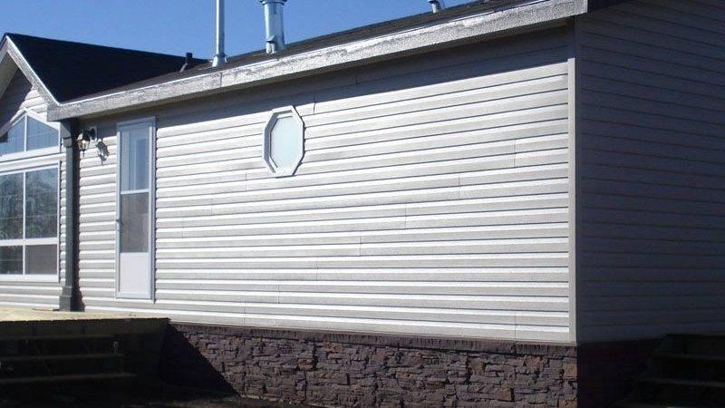 Mobile Home Siding Skirting Crane