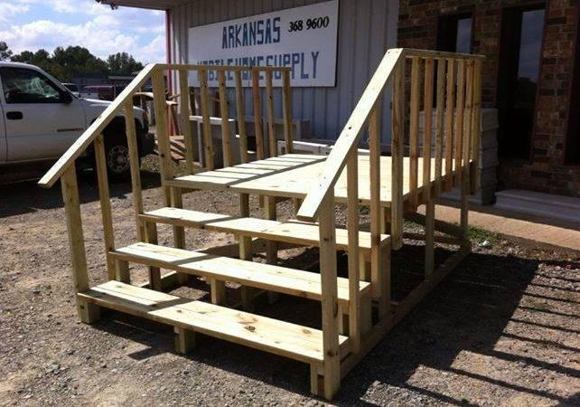 Mobile Home Steps Decks Bestofhouse