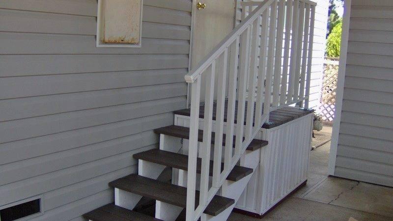 Mobile Home Steps Decks Kaf Homes
