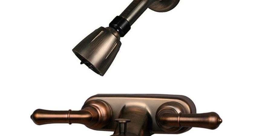 Mobile Home Tub Shower Faucet Head Travel
