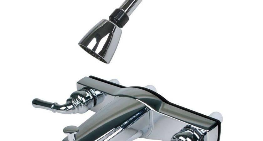 Mobile Home Tub Shower Faucet Head
