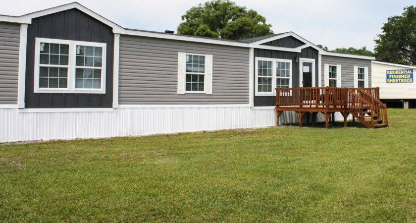 Mobile Homes Front Porches
