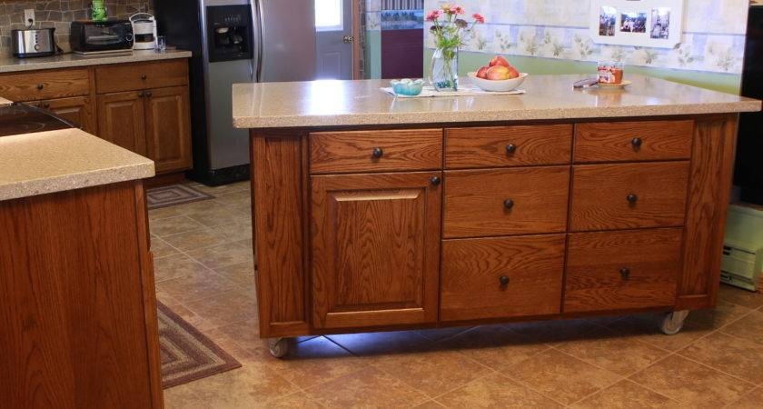 Mobile Kitchen Cabinets Home
