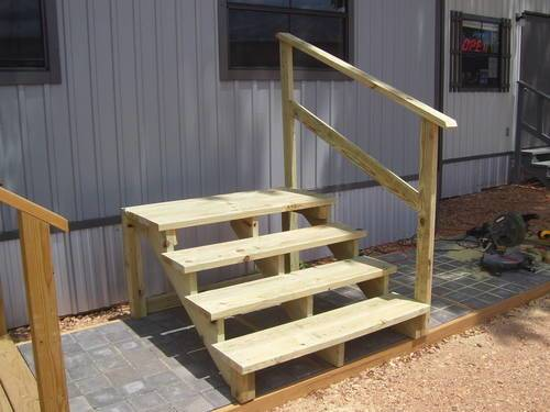Mobile Trailer Steps Pin Pinterest Pinsdaddy