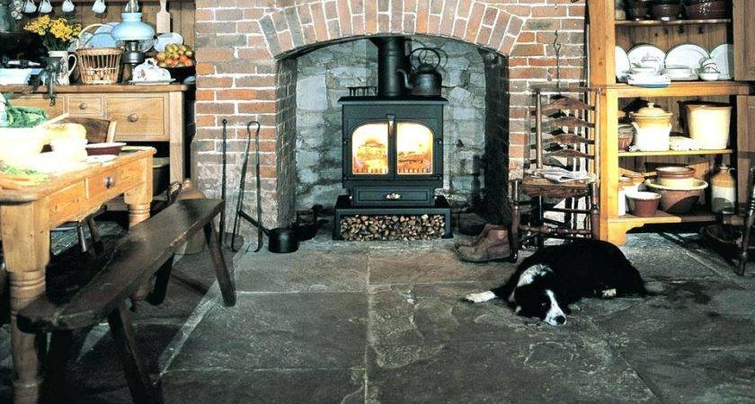Mobile Wood Stove Home Approved