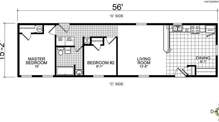 Moble Home Floor Plans Gurus