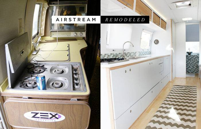 Mod Airstream Remodel
