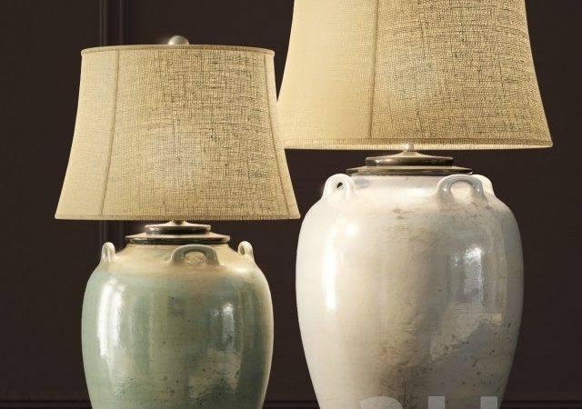 Models Table Lamp Pottery Barn Courtney Ceramic