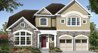 Modern Big Homes Exterior Designs New Jersey