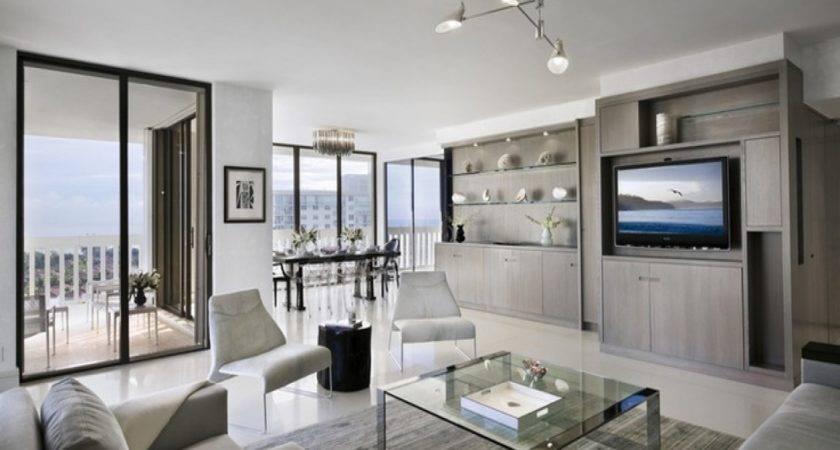 Modern Living Room Ideas Small Condo Design