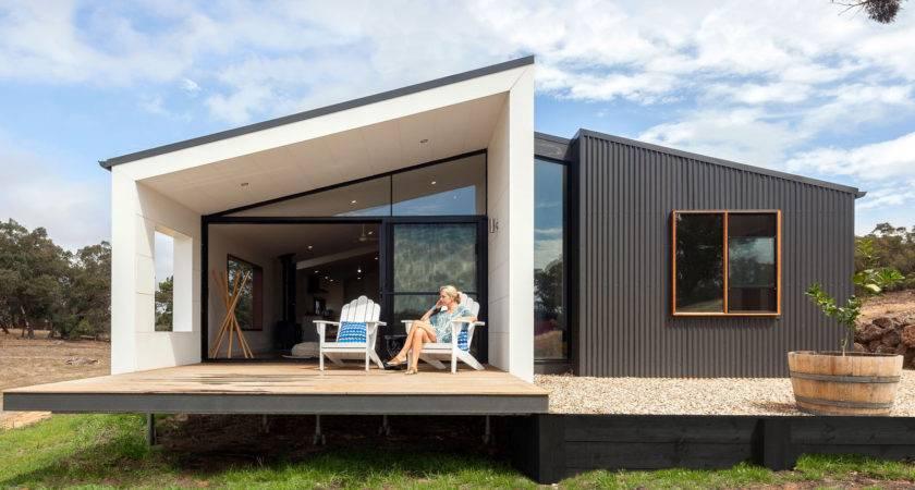 Modern Modular Home Prebuilt Residential Australian