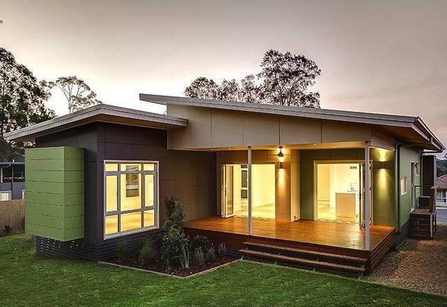 Modern Modular Homes New Designs
