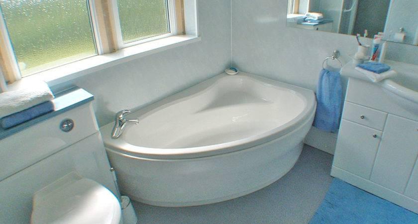 Modern Small Corner Bathtub Sizes