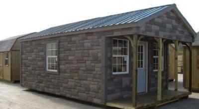 Modular Home Design Artificial Brick Stone Panels