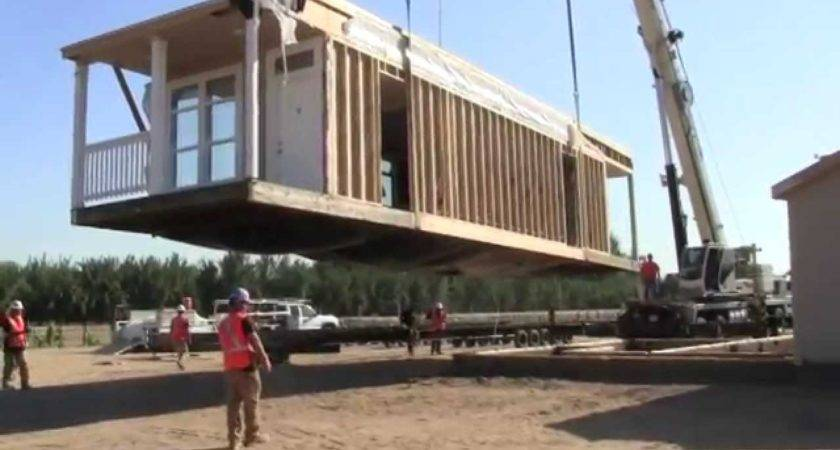 Modular Home Foundation Jacks Modern