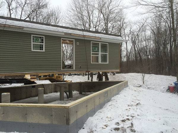 Modular Home Foundations Design Decoration