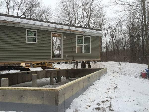 Modular Home Foundations Design