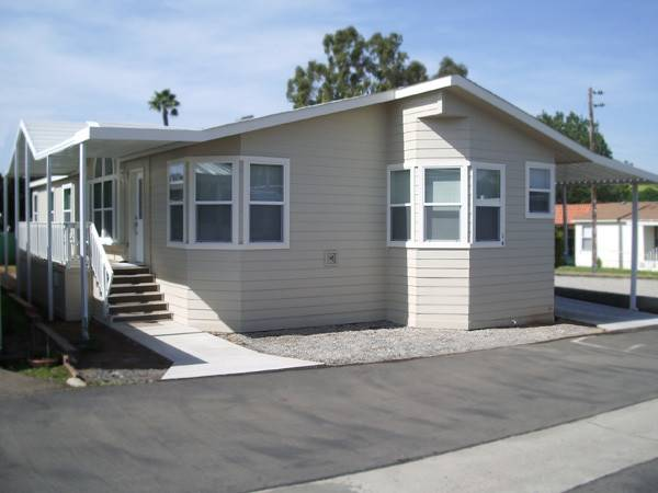 Modular Home Homes San Diego County Mobile Club