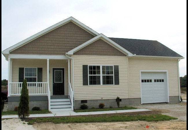 Modular Home Hud