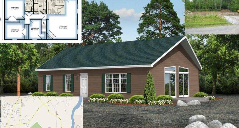 Modular Home Land Packages Homes Mobile Now