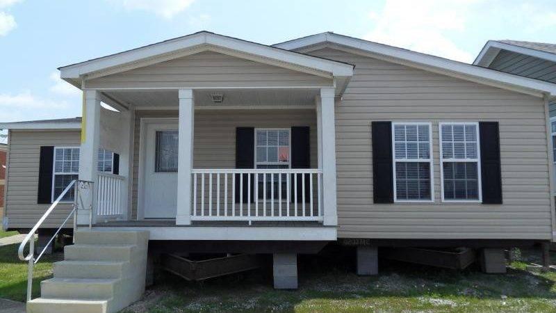 Modular Home Triple Wide