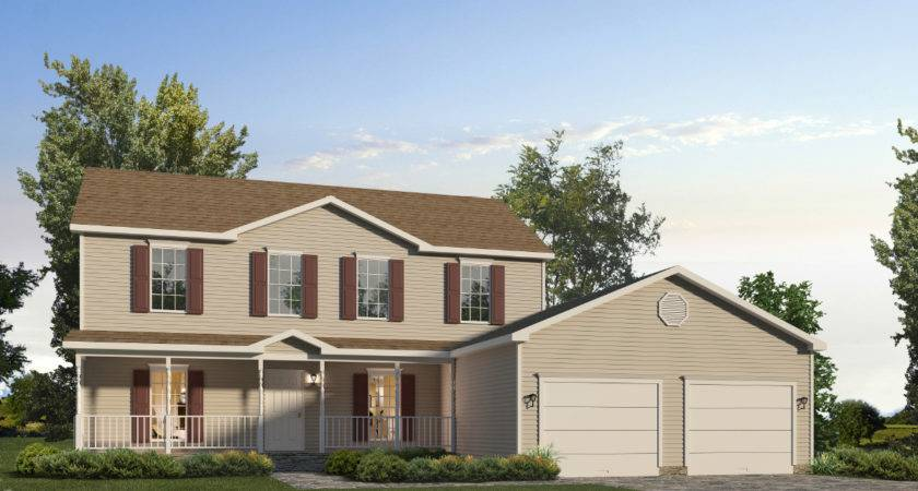 Modular Home Two Story Homes Wyoming