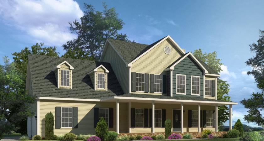 Modular Home Two Story Homes