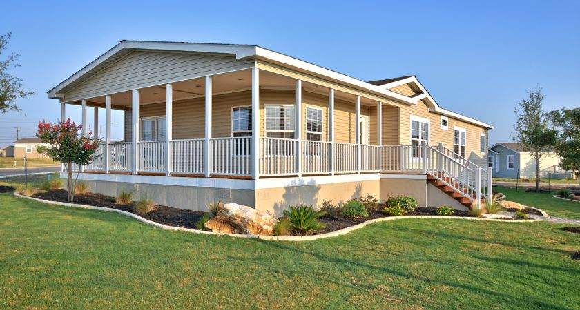 Modular Homes Covered Porches