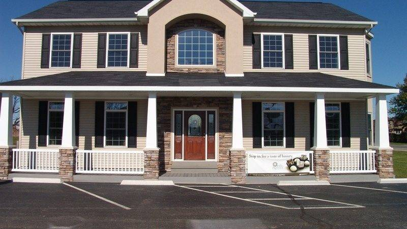 Modular Homes Two Story