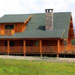 Modular Log Cabin Builders Modern Home