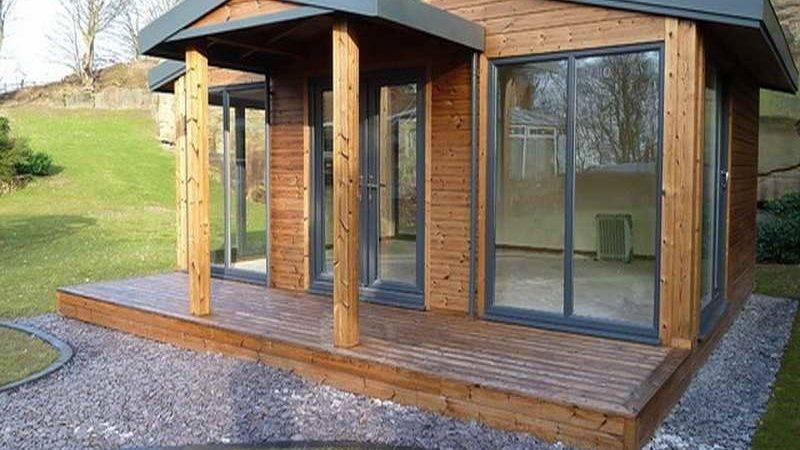 Modular Log Cabin Floor Plans Modern Home