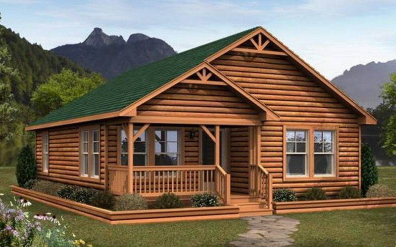 Modular Log Cabin Homes Safe Efficient Bestofhouse